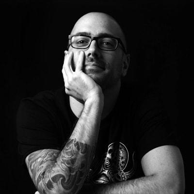 resident artist and owner Aviv Rotshas