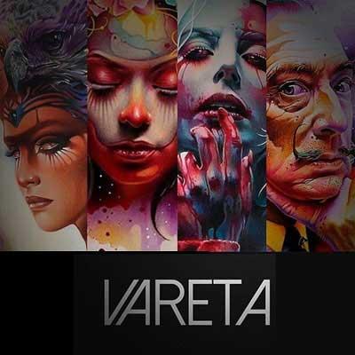 guest artist Lucas Vareta